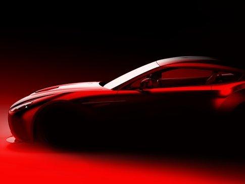 Aston Martin et Zagato réunis pour un nouveau modèle