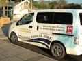 Nissan PART e-VAN : la discothèque mobile des 24 heures du Mans