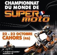 Supermotard 2011, la finale: lequel des Chareyre sera champion du monde?