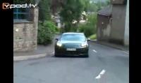 Porsche Panamera : la video espion qui vous permet d'apprécier le Glou Glou du V8 !