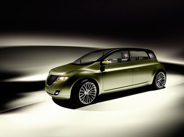 Détroit 2009 : Lincoln Concept C, Focus de luxe