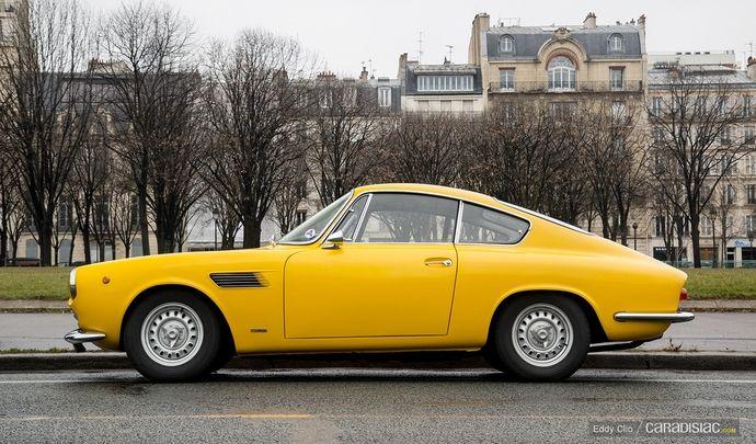 Photos du jour : ASA 1000 GT (Traversée de Paris)