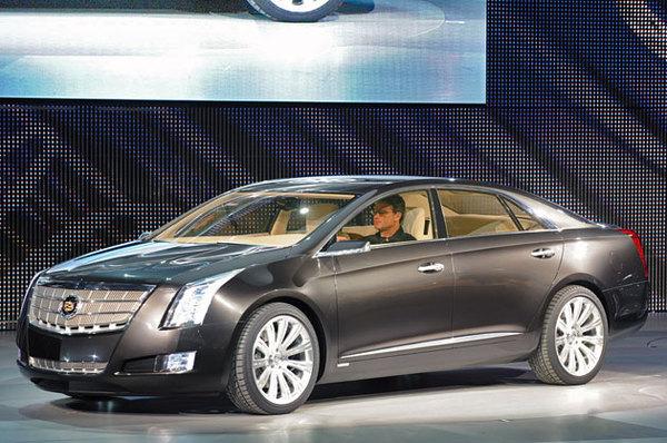 Cadillac XTS Concept : bonne pour la production