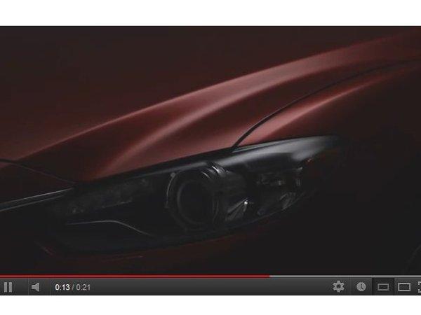 Future Mazda 6 : ça ressemble au concept Takeri mais ...
