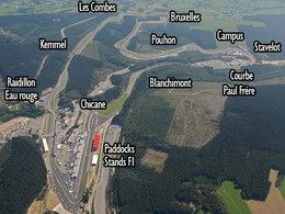 Question du jour n°203 : quel pilote s'est tué à Spa-Francorchamps, en tentant un dépassement « impossible » ?