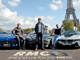Top Gear France: le carton !