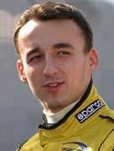Robert Kubica, troisième pilote de BMW Sauber F1