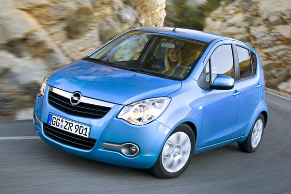 Fin du partenariat avec Suzuki pour la future Opel Agila