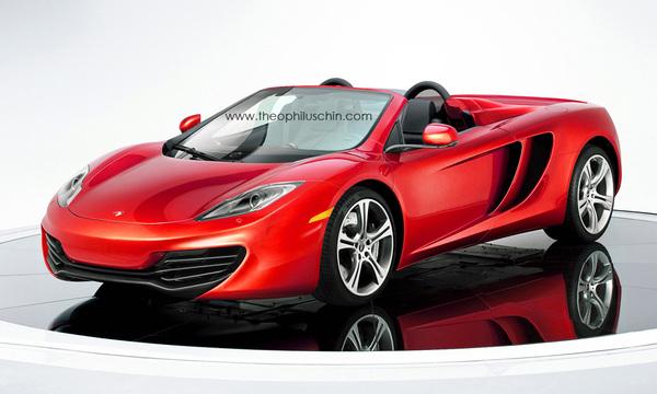 Que diriez-vous d'une McLaren MP4-12R ?