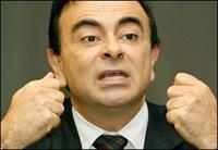 Carlos Ghosn regarde toujours vers l'Amérique