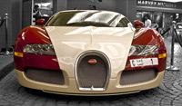 Bugatti Veyron Pegaso Edition