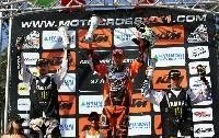 Mx1 à Agueda - Pourcel remporte son 4e grand-prix