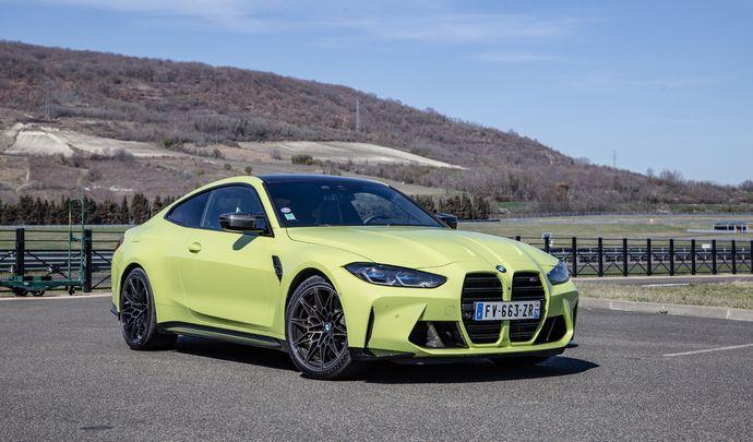 Essai vidéo - BMW M4 (2021) : maturité assumée