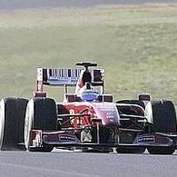 Formule 1 - Ferrari: A l'intérieur de la F60 !