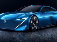 Salon de Genève 2017 - Peugeot: le concept Instinct se montre en avance