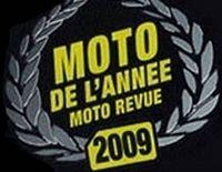 La Ducati Streetfighter élue moto de l'année 2009 par les lecteurs de Moto Revue