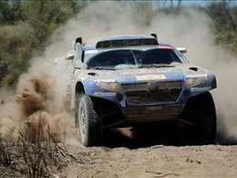 Dakar 2009 Etape 9 : Sainz s'échappe