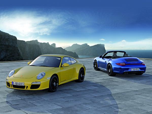 Nouvelle Porsche 911 Carrera 4 GTS : l'énième