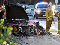 Paul Walker (Fast and Furious) tué dans un accident de voiture