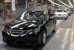 Saab : objectif 120.000 ventes en 2012