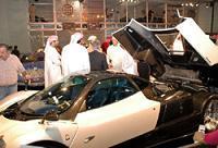 Salon de Dubaï : un autre monde