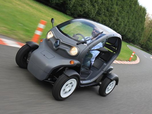 Renault dévoile tous les prix de Twizy et ouvre les réservations