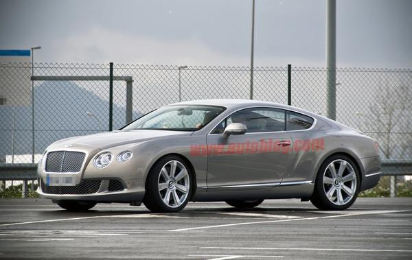 Une Bentley Continental GT largement évoluée pour le prochain Mondial de Paris