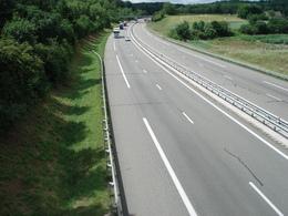 Rentrer plus vite à vélo en prenant l'autoroute, ça ne fonctionne pas