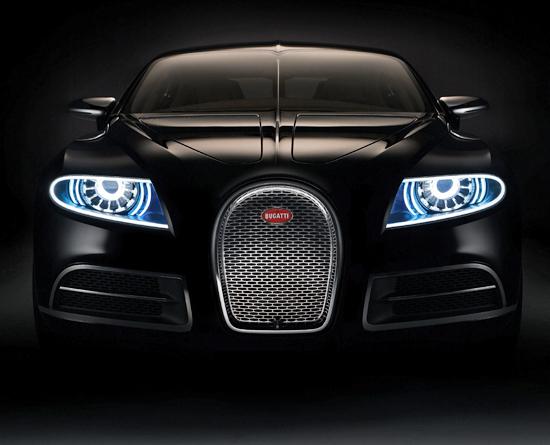 La Bugatti 16C Galibier sera produite à partir de 2013