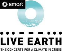 "Un Live Earth très ""Smart"""