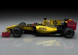 Renault F1: Un partenaire sponsor de plus