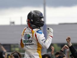 WSR à Magny-Cours - 1ère victoire de Berthon!