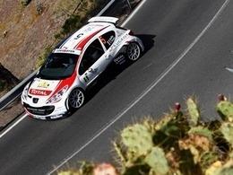 Les objectifs des pilotes Peugeot en Corse