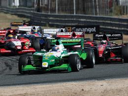 Superleague Formula à Jarama - Montagny s'impose, Tottenham mène confortablement