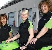Kawasaki: Le vert galant