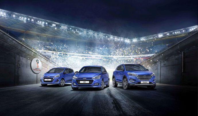 Hyundai lance une s rie sp ciale pour la coupe du monde de - Prochaine coupe du monde de football ...