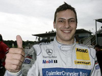 Gary Paffett confirmé chez McLaren Mercedes