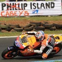 Moto GP - Australie D.3: Casey Stoner net et sans bavure