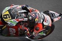 Moto GP - Grand Prix d'Argentine: Bradl essaie d'être propre sur une piste sale