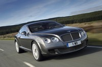 Bentley Continental GT Phase 2 et GT Speed pour Francfort !