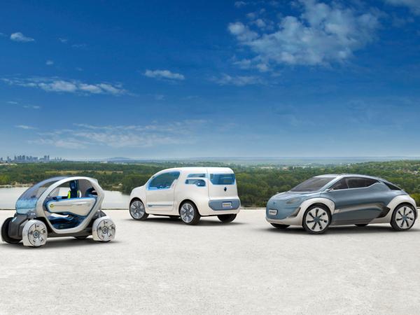 Renault prépare un concept de véhicule consommant 2 l/100 km pour l'an prochain