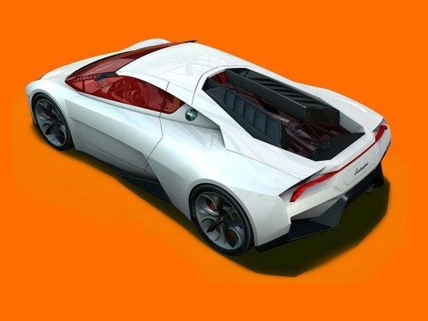 Lamborghini Indomable : elle sera produite mais ...