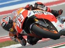 Moto GP - Grand Prix d'Argentine: Lorenzo meilleur derrière Marquez