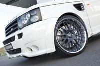 Range Rover Sport Conqueror by Hamann : 475 ch