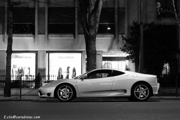 Photos du jour : Ferrari 360 Modena