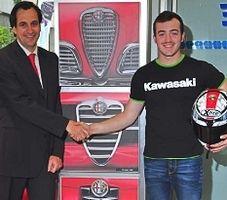 Superbike: Guarnoni avec Alfa Romeo comme Lorenzo