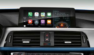 Apple Carplay désormais disponible chez BMW... en abonnement