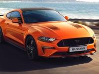 Ford Mustang: une série spéciale pour les 55 ans
