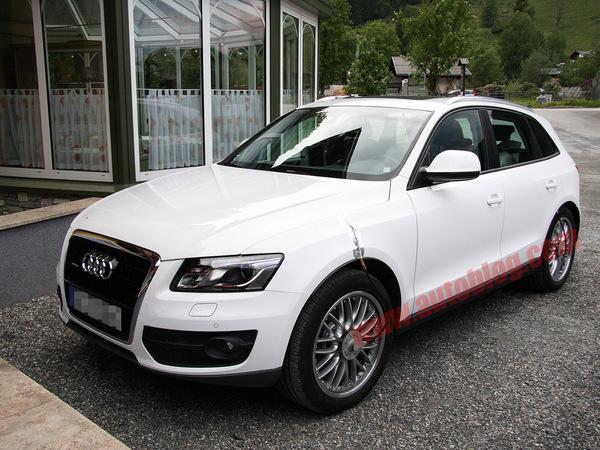 S'agit-il du futur Audi SQ5?