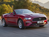 Ford Mustang: le quatre cylindres disparaît du catalogue